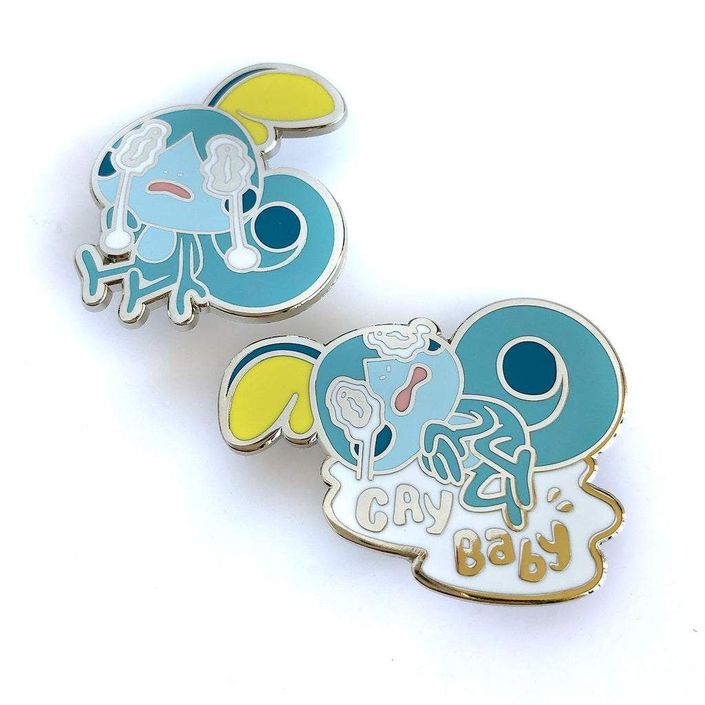 Sobble Pins
