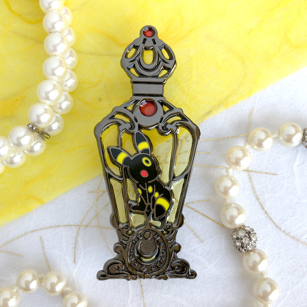Umbreon Perfume Pin