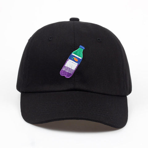 Bottle Embroidery Hat - Just Cool Stuffs
