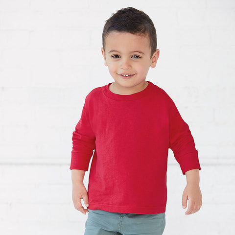 Rabbit Skins 3311 - Toddler Jersey Long Sleeve Tee
