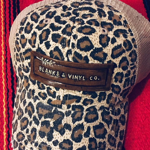 Blanks & Vinyl Co. Hat