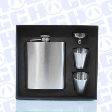 7oz Flask Set Case