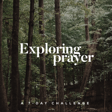 7-Day Prayer Challenge