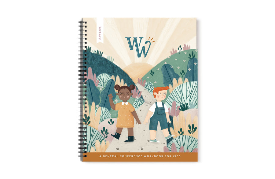 October 2020 Children's Workbook