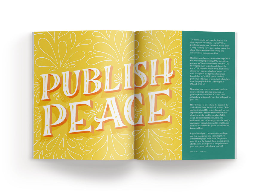 Issue No. 2 - Publish Peace