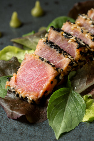 Bulk Grilled Ahi Tuna