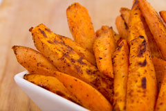 Bulk Cinnamon Sweet Potatoes Fries