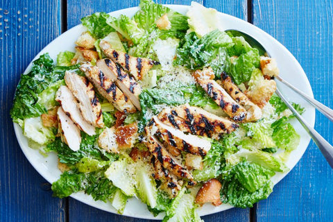 Entree Chicken Caesar Salad