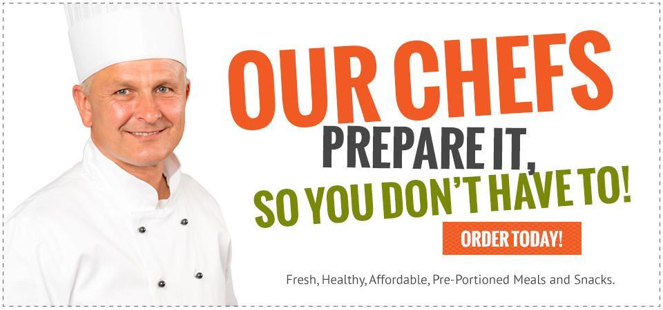 Fresh nutritious meals at an affordable price!