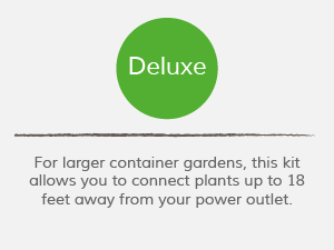 Deluxe KIt Growing System
