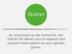Starter Kit Growing system