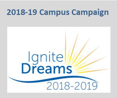 2018 Campus Campaign - Ignite Dreams!