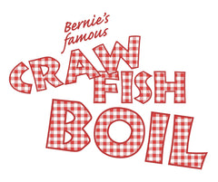 Crawfish Boil Logo