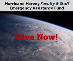 Hurricane Harvey Faculty & Staff Emergency Assistance Fund