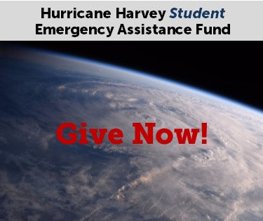 Hurricane Harvey Student Emergency Assistance Fund