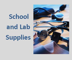 09. School and Lab Supplies