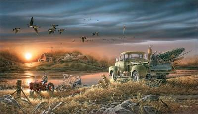 Terry Redlin Artwork