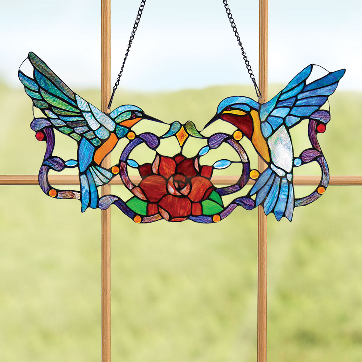 hummingbird-stained-glass-art