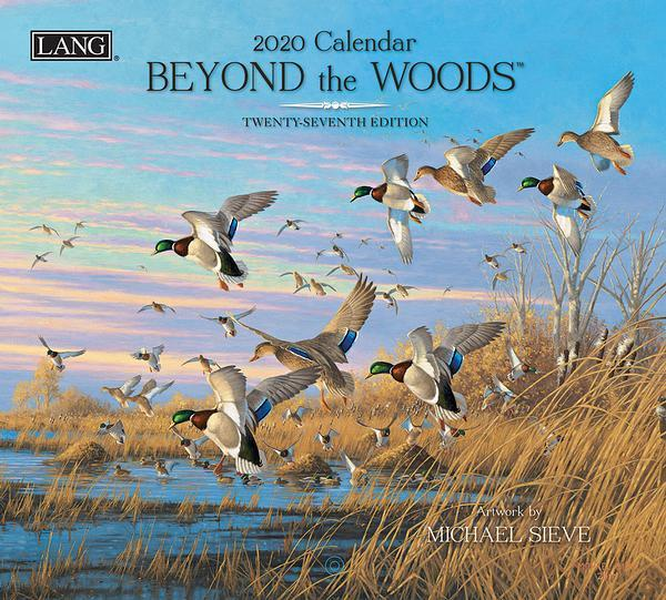 <I>Beyond The Woods</i> 2020 Calendar