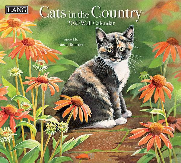 Cats in the Country.