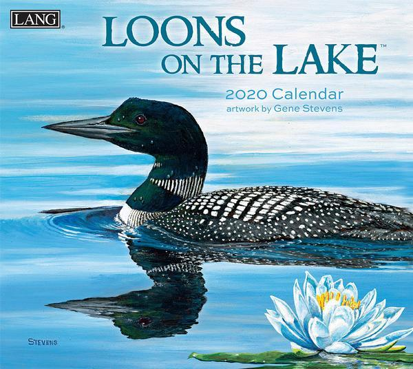 <i>Loons on the Lake</i>