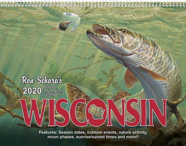 Wi Outdoor 2020 Calendar