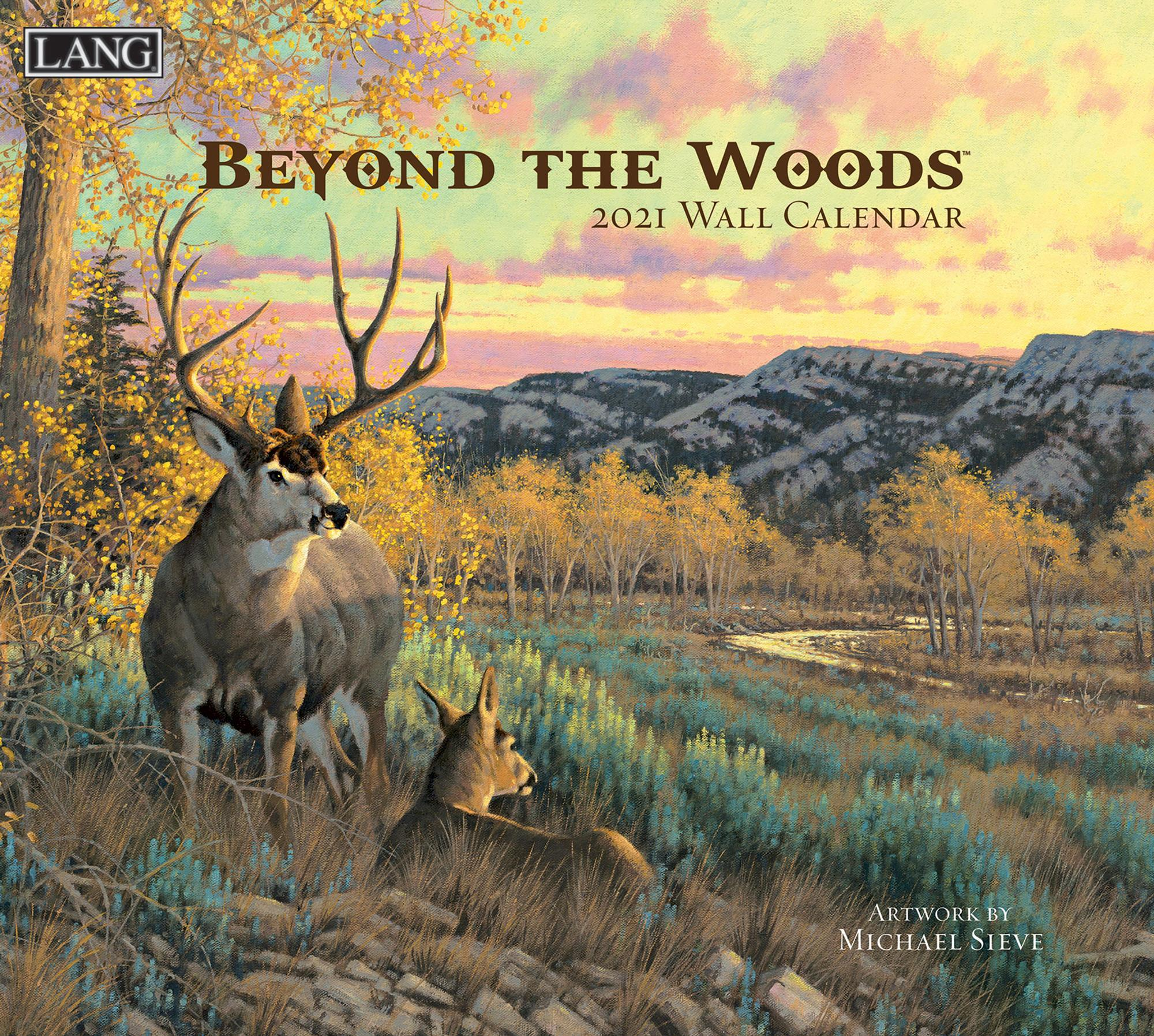 Beyond the Woods Calendar