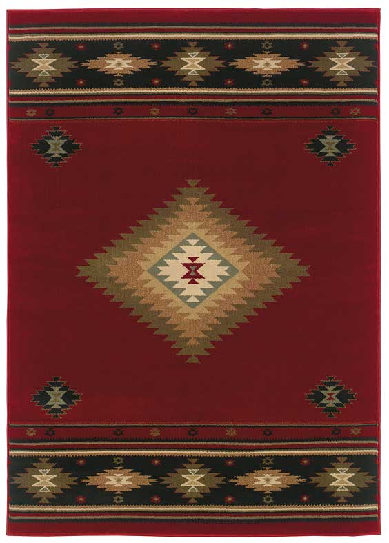 Southwest Area Rug Collection