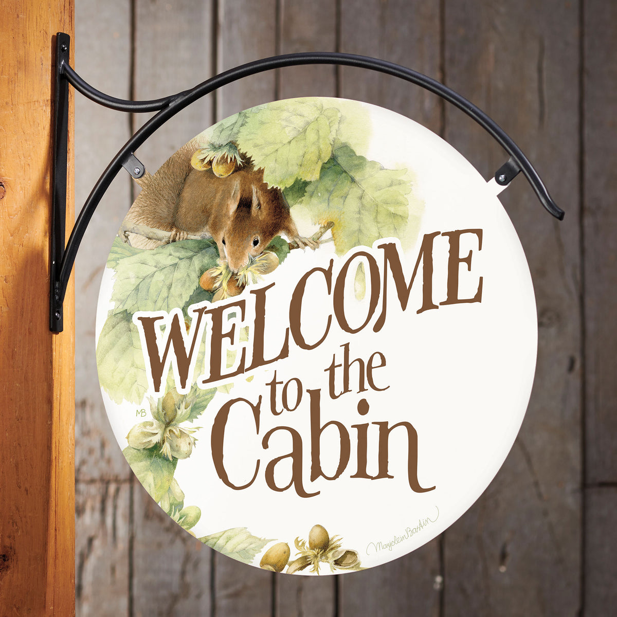 Welcome to the Cabin.