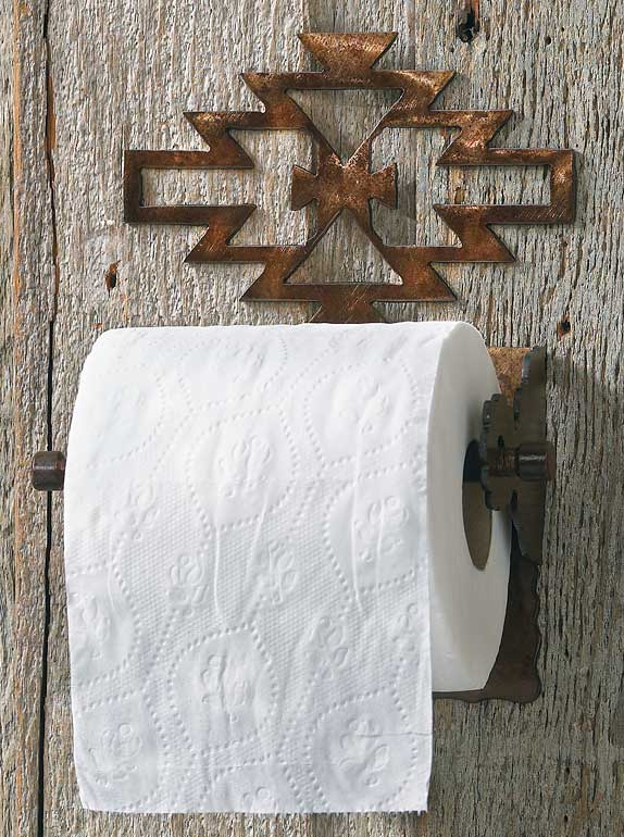 Desert Star Toilet Paper Holder