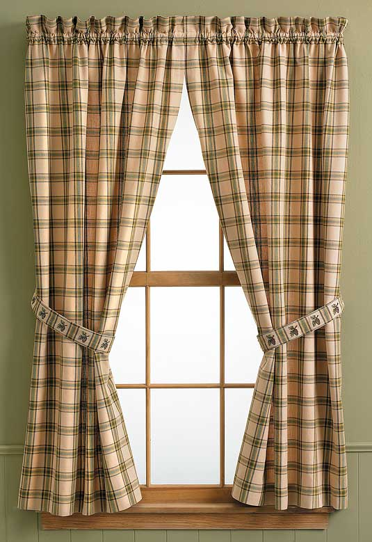 Pine Lodge Drapes