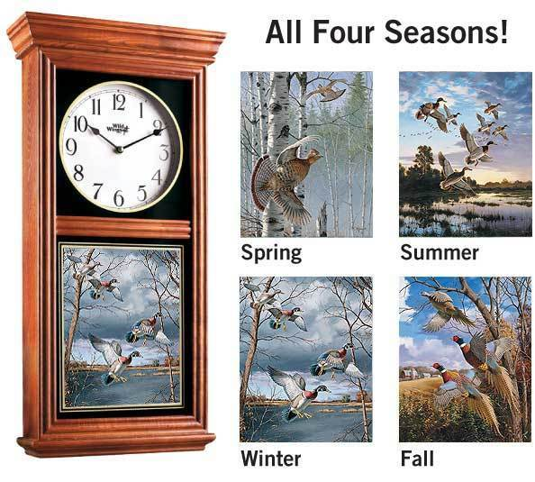 4 Seasons—Gamebirds.