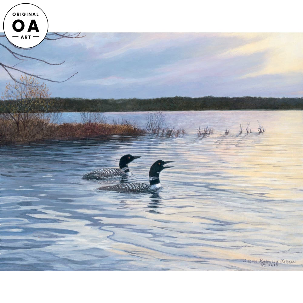 <i>Call of the Loon</i> Original Artwork