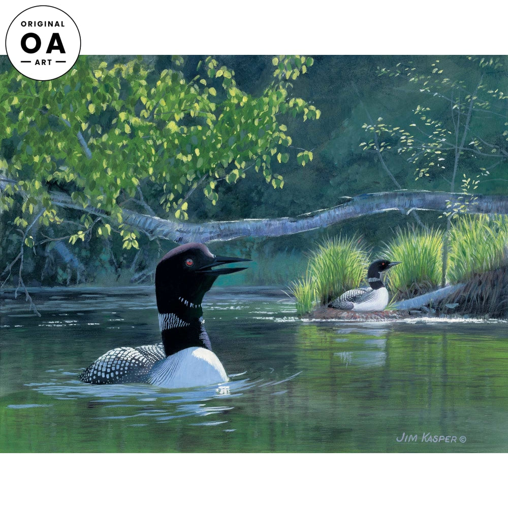 The Guardian—Loons.
