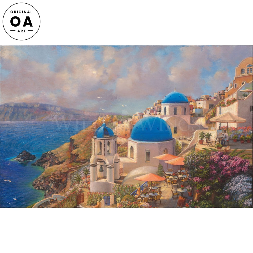 Greece Original Art