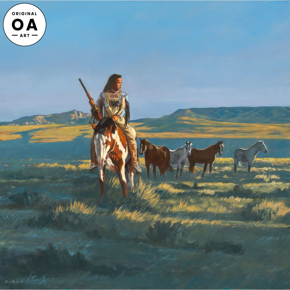 <i>Guardian of the Prairie</i> Original Artwork