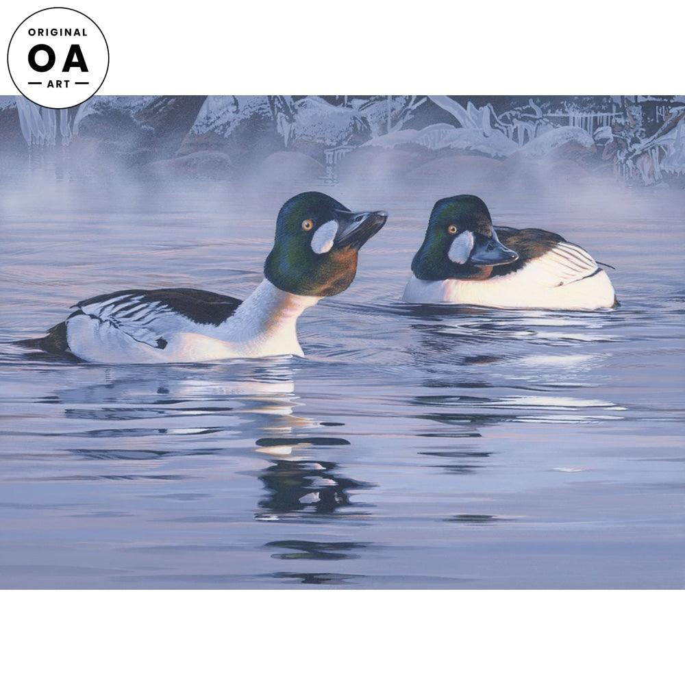 2009 Minnesota Duck Stamp.