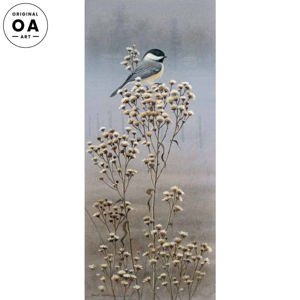 Degree of Dawn—Chickadee Original Artwork