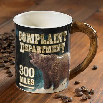 Complaint Department.