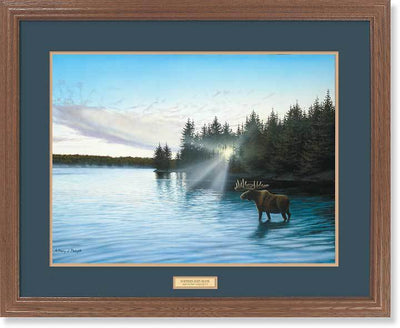 <i>Northern Light&mdash;Moose</i>