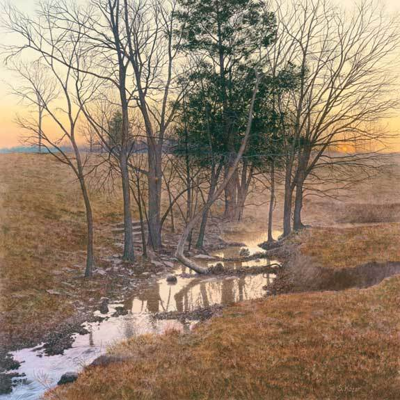 <i>Sunrise Creek</i>