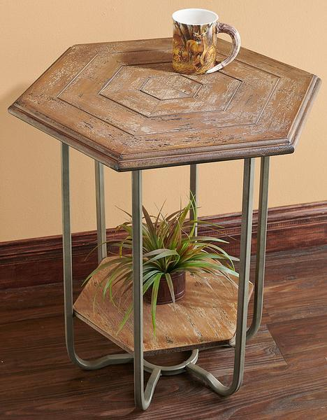 Center Point Side Table