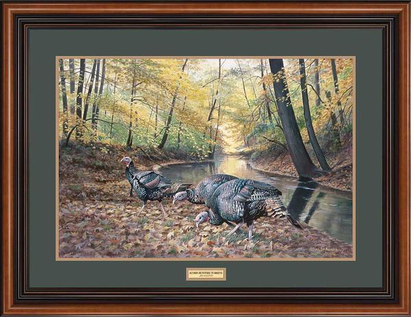 <i>Acorn Hunters&mdash;Turkeys</i>