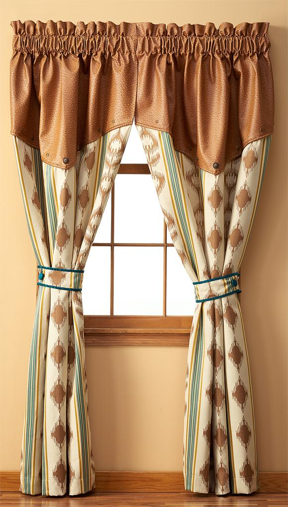 Alamosa Curtain Panel (Set of 1)