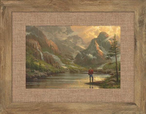 <I>Almost Heaven</i> Framed Print