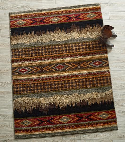 Alpine Sermon Area Rug
