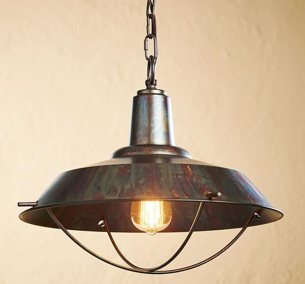 Farmhouse Pendant Light