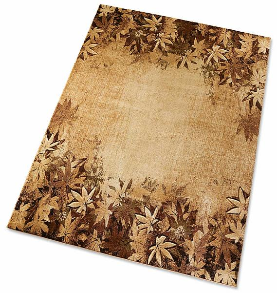 Leaves of Autumn Area Rug Collection