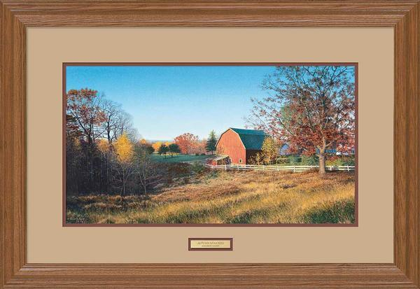 <i>Autumn Memories&mdash;Farm</i>
