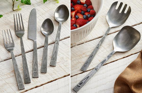Bear Country Flatware Collection